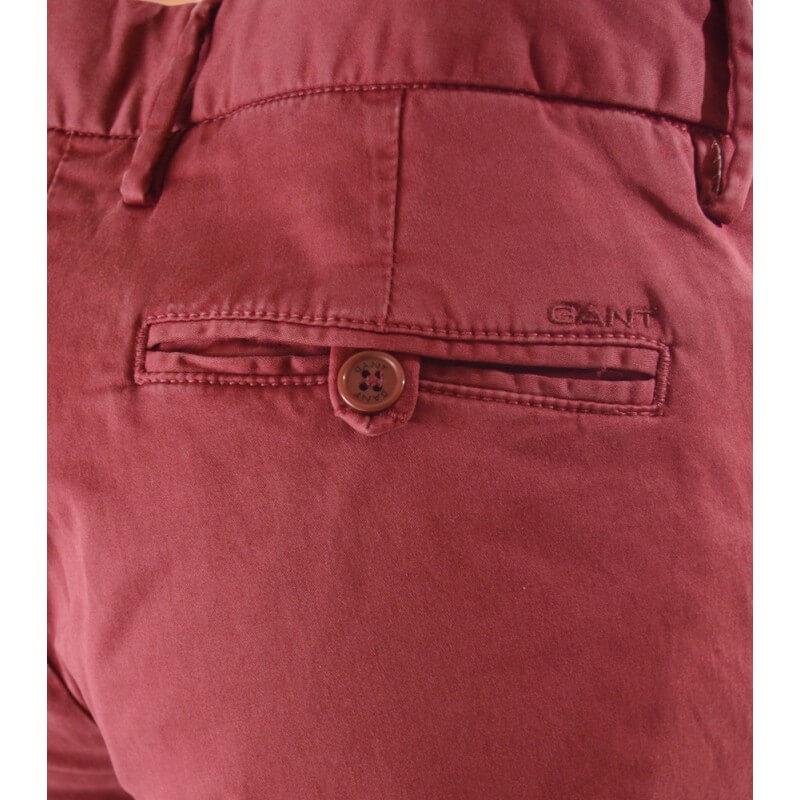 pantalon chino gant rouge bordeaux pour femme toujours au meilleu. Black Bedroom Furniture Sets. Home Design Ideas