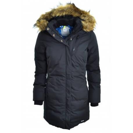 Manteau Doudoune Gaastra Noire High Water pour femme