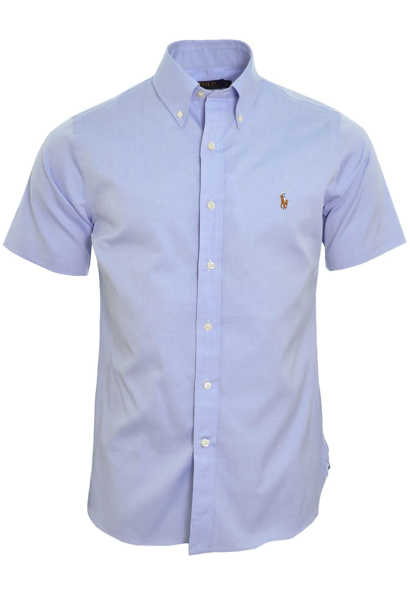 d21b1111050e3 POLO Ralph Lauren chemises New style manche courte man 2013 coton Color pony  white
